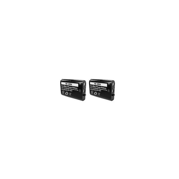 Replacement GEJ-TL26413 / CPH-490 Battery For VTech IP811 / ip8100 Phone Models (2 Pack)