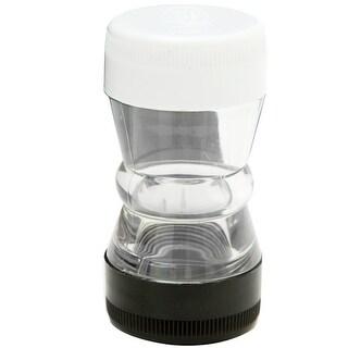 GSI Outdoors Ultralight Compact Waterproof Twin-Compartment Salt & Pepper Shaker - 0.5 fl. oz.