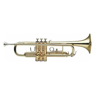 Link to Stagg Beginner Bb Trumpet with ABS Case - WS-TR215 Similar Items in Brass Instruments