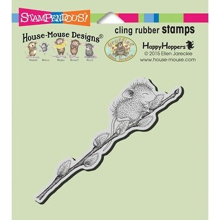 Stampendous House Mouse Cling Stamp -Willow Climb