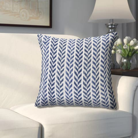 LR Home Breaking Day Throw Pillow 18 Inch