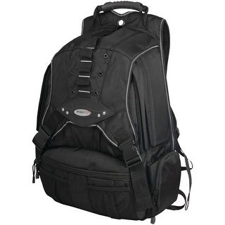 """Mobile Edge 17.3"""" Premium Notebook Backpack (black And Charcoal)"""