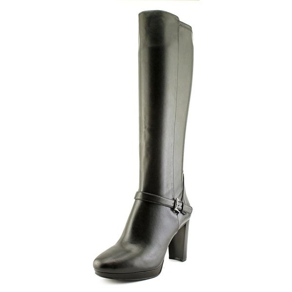 Nine West Kacie Women  Round Toe Synthetic  Knee High Boot