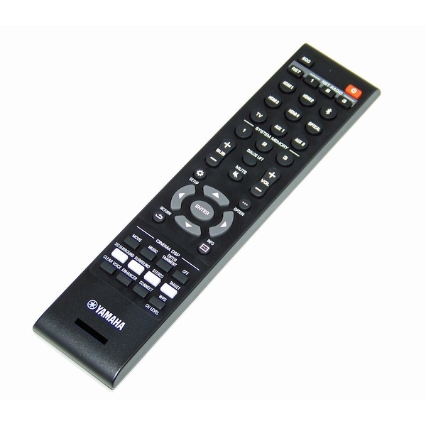 OEM Yamaha Remote Originally Shipped With: FSR145 , YSP-5600, YSP5600