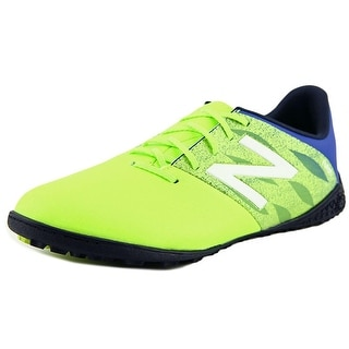 New Balance JSFUDTTP Youth Round Toe Leather Green Running Shoe