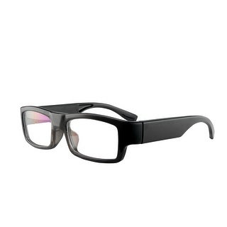 Clear Hd Video Glasses W/ 8Gb Internal Memory