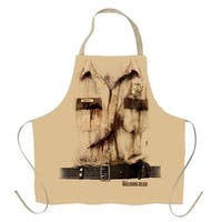 The Walking Dead Rick Grimes Shirt Apron - Multi