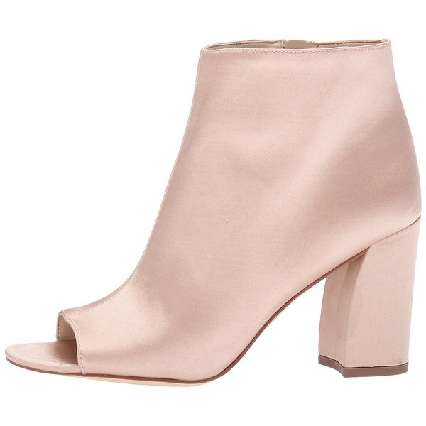 Shop Nine West Women s Haywood Satin Ankle Boot - Free Shipping On ... 29eadf0ec8