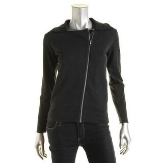 Alternative Apparel Womens Organic Collared Jacket
