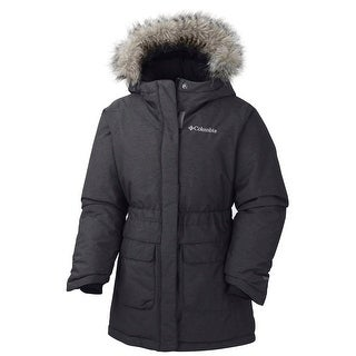 Columbia Nordic Strider Jacket, Youth - Black - S