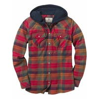 Legendary Whitetails Women's Lumber Jane Hooded Flannel