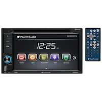 """PLANET AUDIO P9628B 6.2"""" Double-Din In-Dash Touchscreen DVD Receiver with Bluetooth(R)"""
