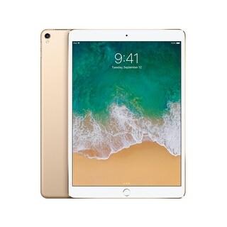 Apple 10.5-Inch iPad Pro with Wi-Fi - 64GB Gold MQDX2LL/A (Refurbished)