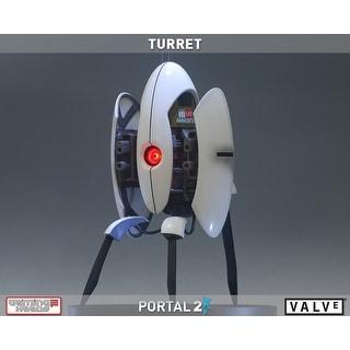 "Gaming Heads Portal 2 Sentry Turret 20"" Polystone Statue"