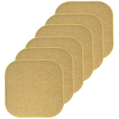 Alexis Memory Foam Chair Pads