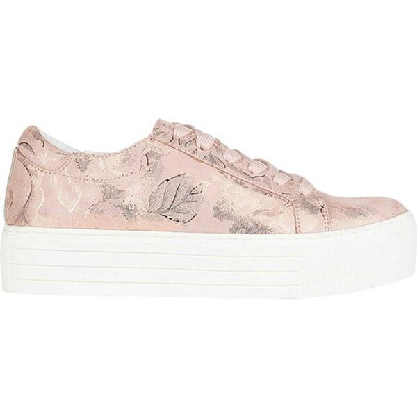 71596e18324 Shop Kenneth Cole New York Women s Abbey Platform Sneaker Rose Gold Techni- Cole Leather - On Sale - Free Shipping Today - Overstock - 19473634