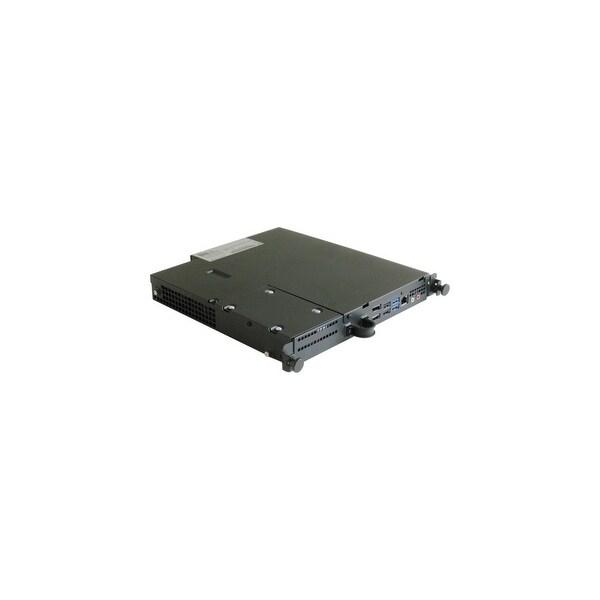 Elo E001295 Elo ECMG2B Digital Signage Appliance - Intel Core i5 i5-4590S 3.70 GHz - 4 GB DDR3 SDRAM - 320 GB HDD - HDMI -