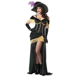 Saloon Madame Costume