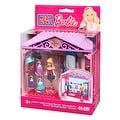 Mega Bloks Barbie - Walk-in Closet Building Kit - Thumbnail 0