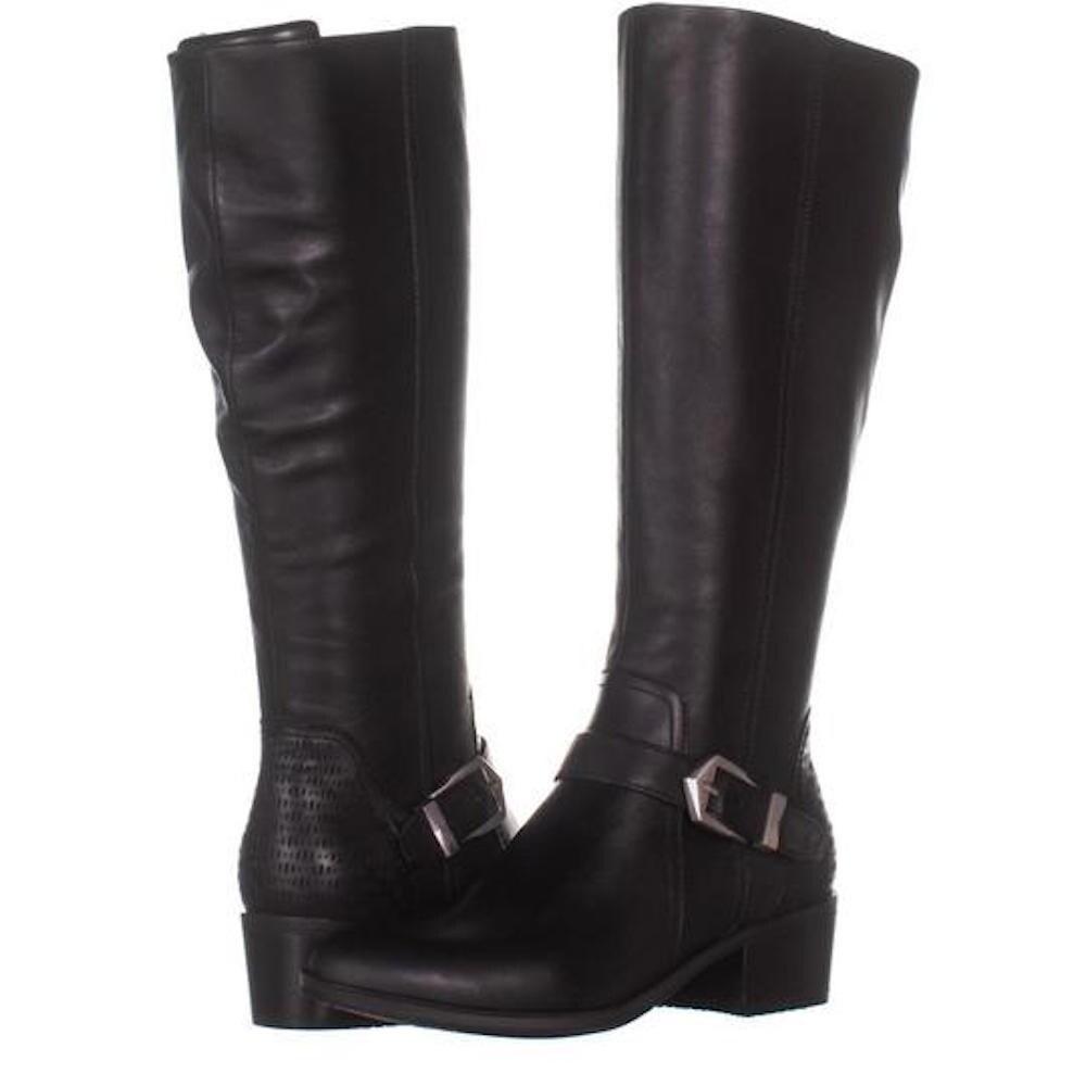 Bare Traps Womens Yulissa Closed Toe Mid-Calf Fashion Boots