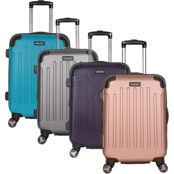 Kenneth Cole Reaction 'Renegade' 20in Lightweight Hardside ABS Expandable 8-Wheel Spinner Carry On Suitcase - Multiple Colors