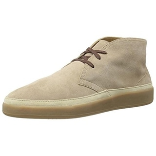 Cole Haan Mens Ridley Fashion Sneakers Suede Laces