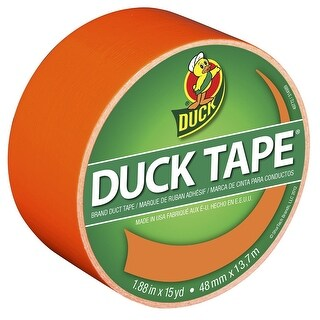 "Duck 1265019 X-Factor Duct Tape, 1.88"" x 15-Yard"