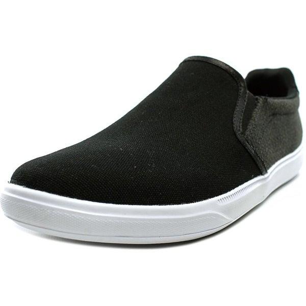 Skechers Go Vulc 2 Freespirit Women Round Toe Canvas Black Sneakers