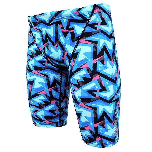 Flow Funky Swim Jammers Size 21 to 32 Swimming Jammer Shorts for Boys in Eight Radical Swimsuit Designs