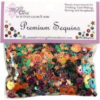 28 Lilac Lane Premium Sequins 20G-Pop