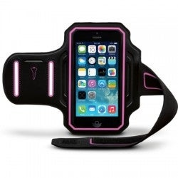 Body Glove Endurance Armband for Apple iPhone 6 (Black/Pink)