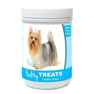 Healthy Breeds Yorkshire Terrier Healthy Soft Treats