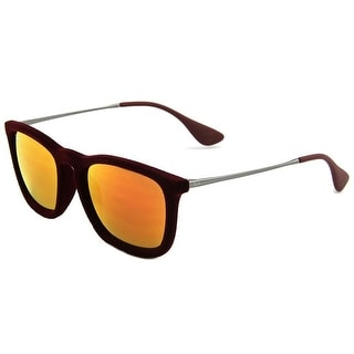 ray ban unisex honey and black wayfarer sunglasses  ray ban chris men wayfarer sunglasses