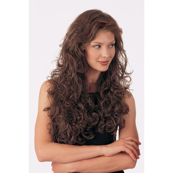 Breezy by Henry Margu Wigs - 3/4 cap Synthetic Hairpiece