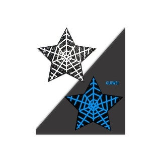 Link to Glowing Web Star Pasties, Halloween Pasties - As Shown - One Size Fits Most Similar Items in Intimates