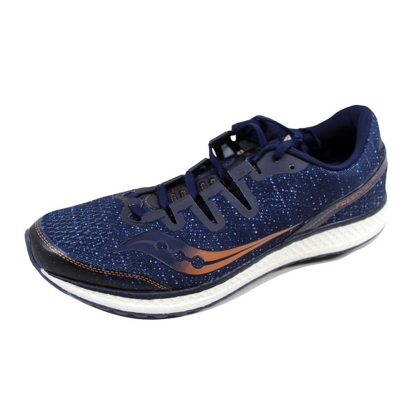 Saucony Men's Freedom Iso 2 Navy/Denim-Copper S20355-30