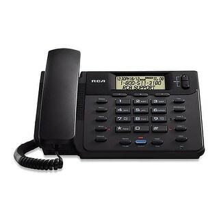 GE / RCA ViSYS 25201RE1 2-line Corded Wall Mountable Phone w/ LCD Display New!!