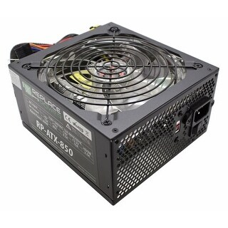 Replace Power 800W ATX Gamer Power Supply Blue LED SATA 12V PCI-E