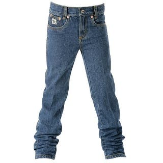 Cinch Western Denim Jeans Boys 5 Pocket Adjustable Basic MB10082001|https://ak1.ostkcdn.com/images/products/is/images/direct/2d5cc7a2ca3922314697fc98cf576eb9a9a32219/Cinch-Western-Denim-Jeans-Boys-5-Pocket-Adjustable-Basic-MB10082001.jpg?impolicy=medium