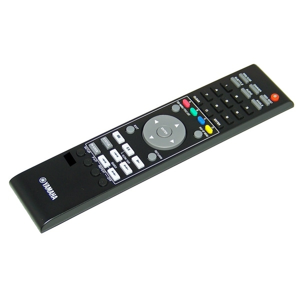 OEM Yamaha Remote Control Originally Shipped With: BDS1065, BD-S1065, BDS1065BL, BD-S1065BL, BDS1900, BD-S1900