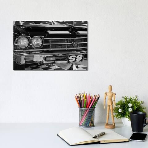 "iCanvas ""Chevelle"" by Unknown Artist Canvas Print"