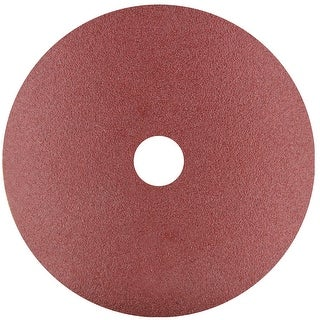 "Norton 68190 Resin Fibre Discs, 7"", Grit 80"