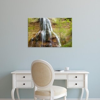 Easy Art Prints Chuck Haney's 'Smith Falls State Park' Premium Canvas Art