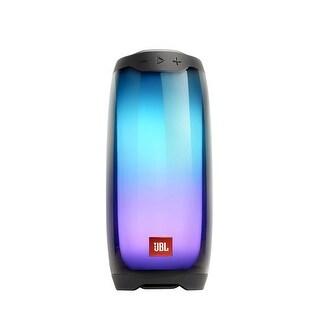 JBL Pulse 4 Waterproof Portable Bluetooth Speaker - Black