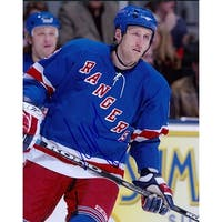 Signed Malik Marek New York Rangers 8x10 Photo autographed