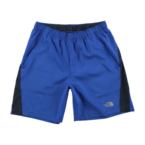 The North Face Mens Reactor Athletic Workout Shorts