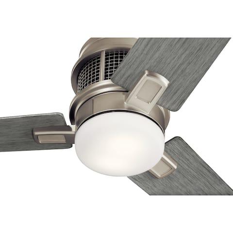 Chiara 52-inch LED Ceiling Fan (2-finish options)