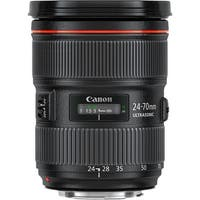 """Canon EF 24-70 mm f-2.8L II USM Lens EF 24-70 mm f-2.8L II USM Lens"""
