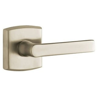 Baldwin 5485V.RDM Single Right Dummy Lever with R026 Rose and Concealed Screws