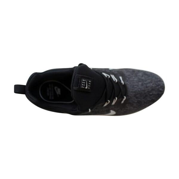 Shop Nike Men's Air Max Motion Racer BlackPure Platinum
